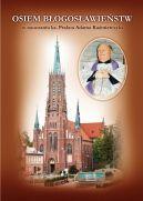 Okładka książki - Osiem Błogosławieństw w nauczaniu ks. Prałata Adama Kaźmierczyka
