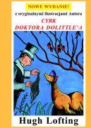 Okładka ksiązki - Cyrk doktora Dolittle