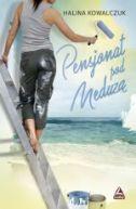 Okładka książki - Pensjonat pod meduzą