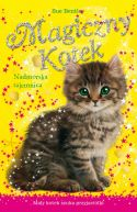 Okładka ksiązki - Nadmorska tajemnica. Magiczny kotek