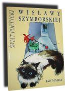 Okładka ksiązki - Świat poetycki Wisławy Szymborskiej