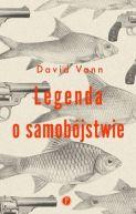 Okładka książki - Legenda o samobójstwie