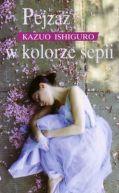 Okładka książki - Pejzaż w kolorze sepii
