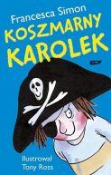 Okładka książki - Koszmarny Karolek