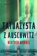 Okładka ksiązki - Tatuażysta z Auschwitz