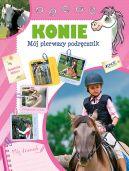 Okładka książki - Konie. Mój pierwszy podręcznik