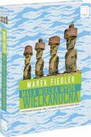 Okładka książki - Mała wielka Wyspa Wielkanocna. W poszukiwaniu rozwiązania jednej z najbardziej intrygujących zagadek świata
