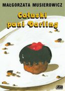Okładka ksiązki - Całuski pani Darling