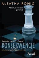 Okładka książki - Konsekwencje namiętności
