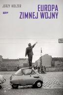 Okładka ksiązki - Europa zimnej wojny