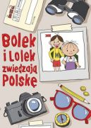Okładka książki - Bolek i Lolek zwiedzają Polskę