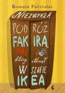Okładka książki - Niezwykła podróż fakira, który utknął w szafie Ikea