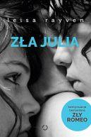 Okładka ksiązki - Zła Julia