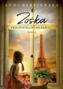 Okładka książki - Zośka. Przepustka do szczęścia
