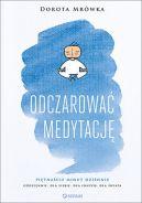 Okładka książki - Odczarować medytację