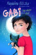 Okładka ksiązki - Gabi. Tego właśnie chcę!