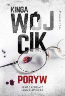 Okładka ksiązki - Poryw