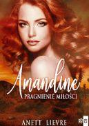 Okładka książki - Amandine. Pragnienie miłości