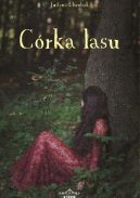Okładka książki - Córka lasu