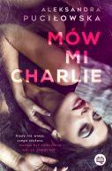 Okładka - Mów mi Charlie