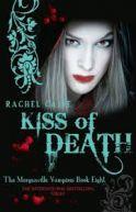 Okładka ksiązki - Pocałunek śmierci