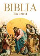Okładka - Biblia dla dzieci