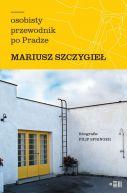 Okładka ksiązki - Osobisty przewodnik po Pradze