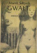Okładka książki - Gwałt. Horror moralny