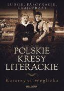 Okładka książki - Polskie kresy literackie