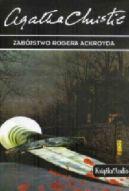 Okładka książki - Zabójstwo Rogera Ackroyda