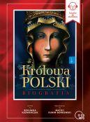 Okładka - Królowa Polski, Biografia. Audiobook