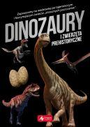 Okładka - Dinozaury i zwierzęta prehistoryczne