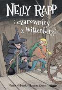 Okładka ksiązki - Nelly Rapp i czarownicy z Wittenbergi