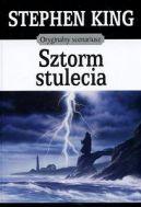 Okładka ksiązki - Sztorm stulecia