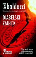 Okładka książki - Diabelski zaułek
