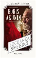 Okładka ksiązki - Kochanka Śmierci