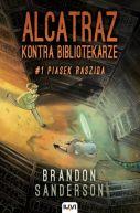 Okładka - Alcatraz kontra bibliotekarze. Piasek Raszida