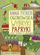 Okładka ksiązki - Wybryki papryki i inne historie o warzywach