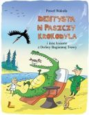 Okładka ksiązki - Dentysta w paszczy krokodyla i inne historie z Doliny Bagiennej Trawy