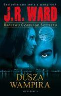 Okładka książki - Dusza wampira