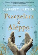Okładka książki - Pszczelarz z Aleppo
