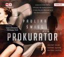 Okładka ksiązki - Prokurator (audiobook)
