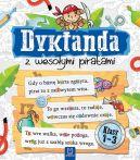Okładka książki - Dyktanda z wesołymi piratami. Klasy 1-3