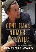 Okładka ksiązki - Gentleman numer dziewięć