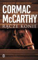 Okładka ksiązki - Rącze konie