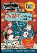 Okładka ksiązki - Teatr z Lassem i Mają