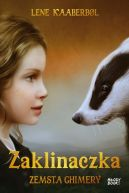 Okładka ksiązki - Zaklinaczka. Zemsta Chimery