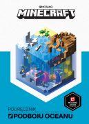 Okładka - Minecraft. Podręcznik podboju oceanu
