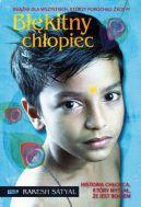 Okładka książki - Błękitny chłopiec