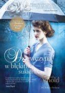 Okładka książki - Dziewczyna w błękitnej sukience